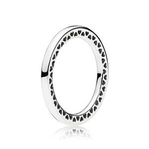 Pandora Classic Hearts of PANDORA Ring